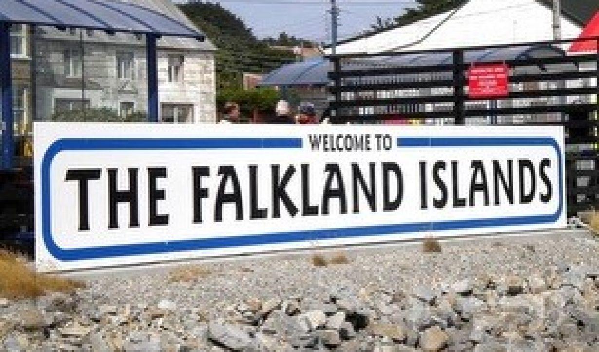 Supplying Port Stanley Hospital  – The Falklands - Thumbnail Image